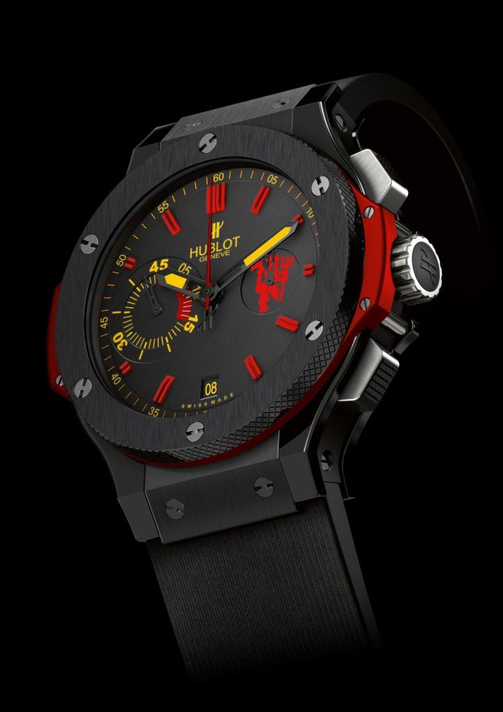 Часы Hublot red devil