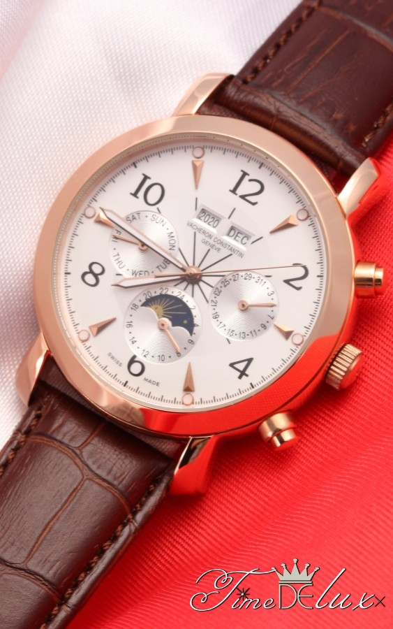 Наручные часы Vacheron Constantin, Casio в чёрной пятнице
