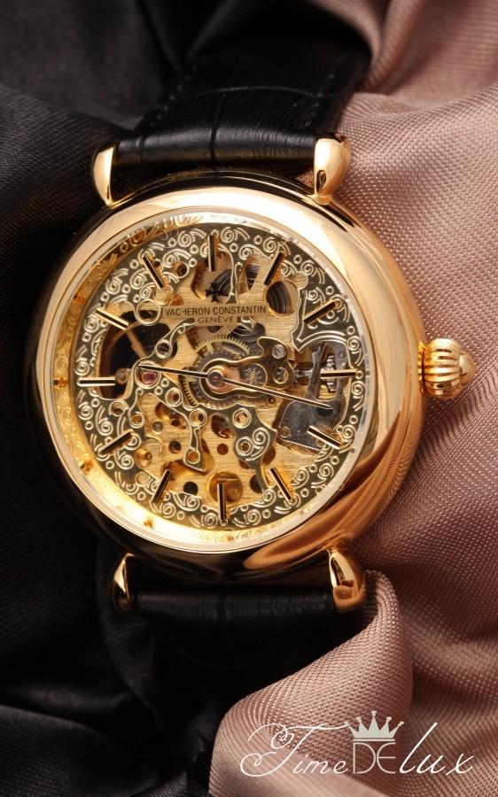 Часы константин вашерон цены оригинал скелетоны купить часы мужские ника в москве