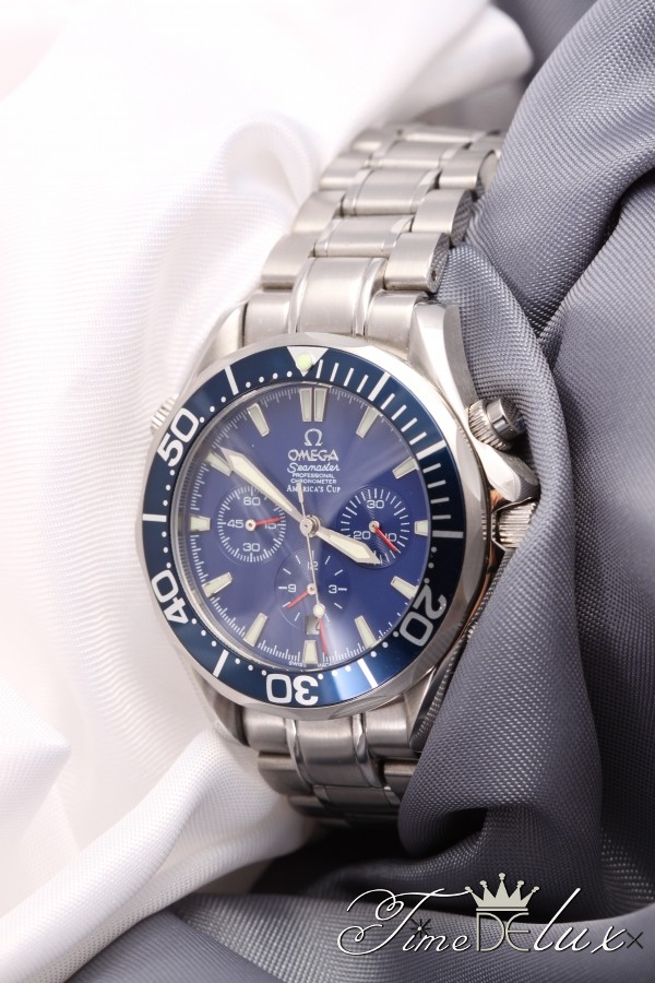 Omega Seamaster America's Cup