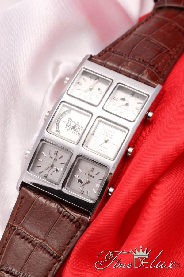 ароматов часы icelink 6 timezone оригинал цена премиум