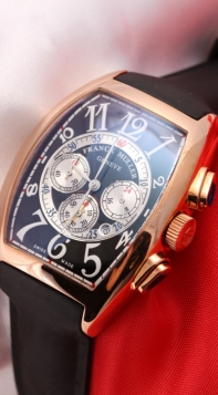Franck Muller The Chronograph Collection