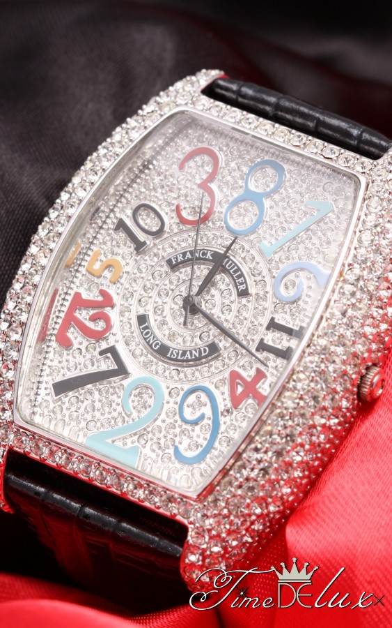 Часы Franck Muller The Chronograph Collection