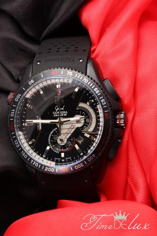 Tag Heuer Carrera мужские часы, оригинал