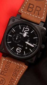 Купить Bell & Ross Aviation BR 01