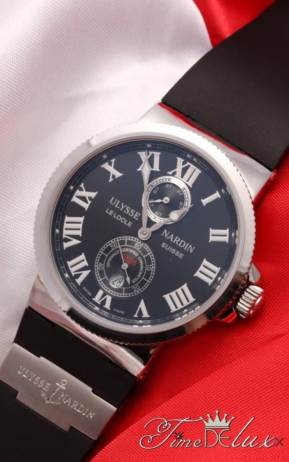 часы ulysse nardin maxi marine chronometer цена свежесть подобных ароматов